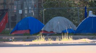 Breaking up local homeless camps would increase COVID-19 spread, says CDC
