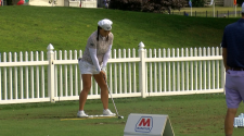 Christina Kim of the LPGA uses break to continue transformation