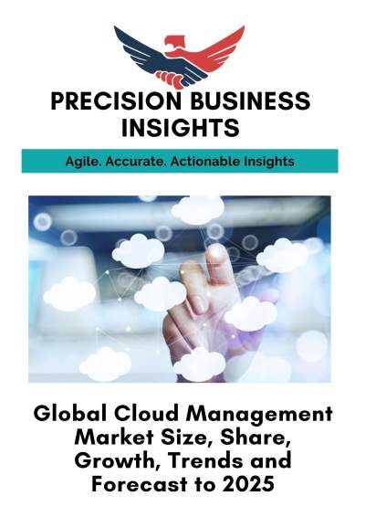 Cloud Management Market by Trends, Dynamic Innovation in Technology and 2025 Forecasts