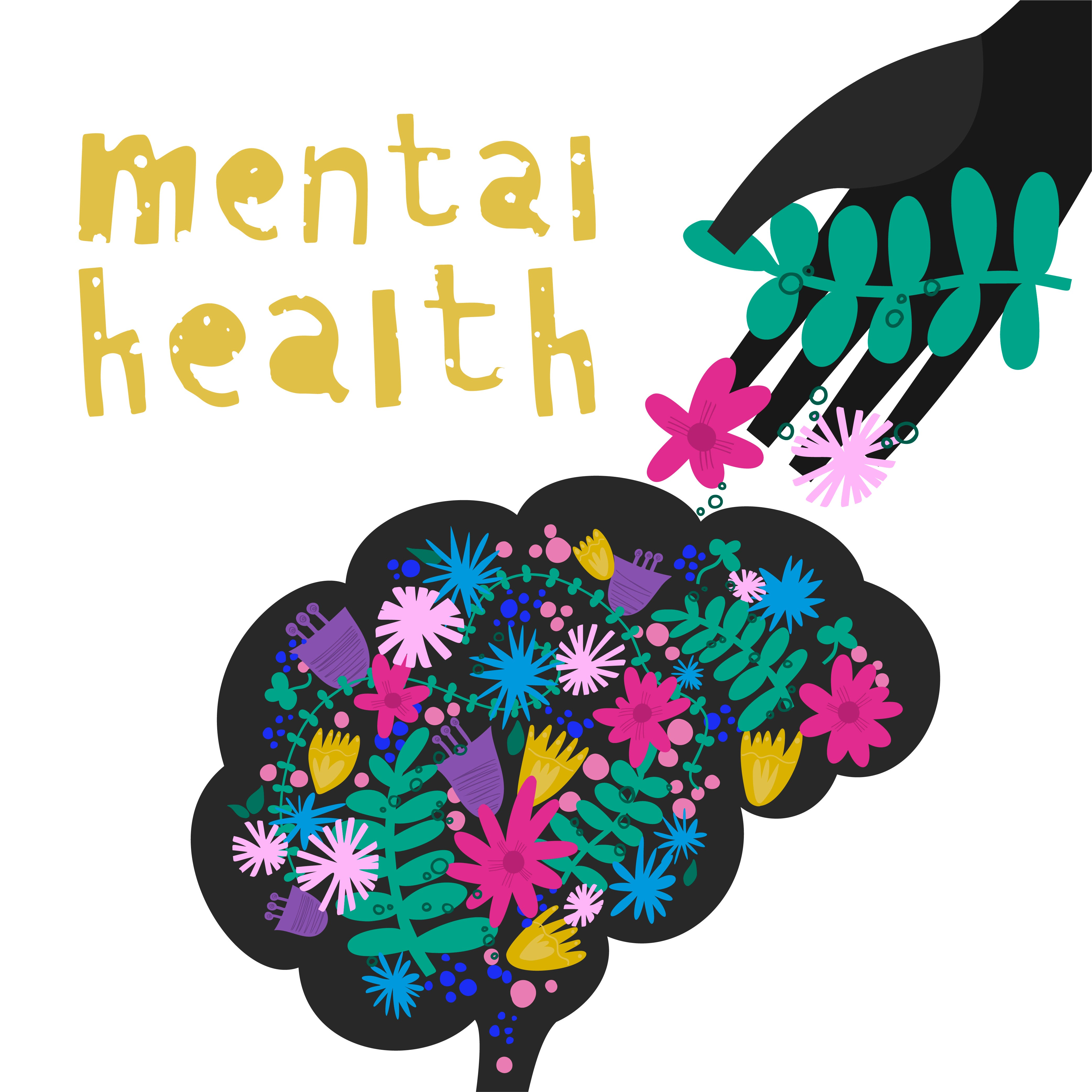 Many people are resolving to focus on mental health in 2019.