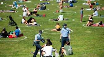 Health Officials Concerned With Crowds at SF's Dolores Park – NBC Bay Area
