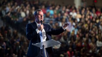 Jerry Falwell Jr. agreed to resign from Liberty University, and then reversed course, school says