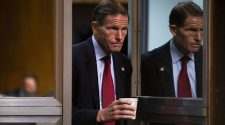 Senator Richard Blumenthal (D-CT) in July 2019.