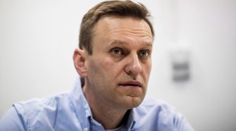 Russian doctors claim they saved Alexei Navalny's life