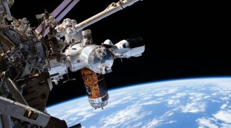 SpaceX Crew Dragon carrying NASA astronauts to depart space station today. How to watch it live.