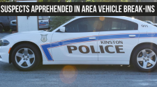 Suspects apprehended in area vehicle break-ins — Neuse News