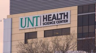 UNT Health Science Center students join the fight against COVID-19
