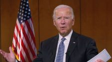 Biden discusses healthcare plan at Dem convention