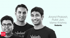 Vedantu founders win Comeback Kid award, Technology News, ETtech