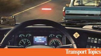 Driver-Assist Technologies Touted at FMCSA Truck Safety Summit