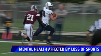 Your kids' mental health and the loss of sports