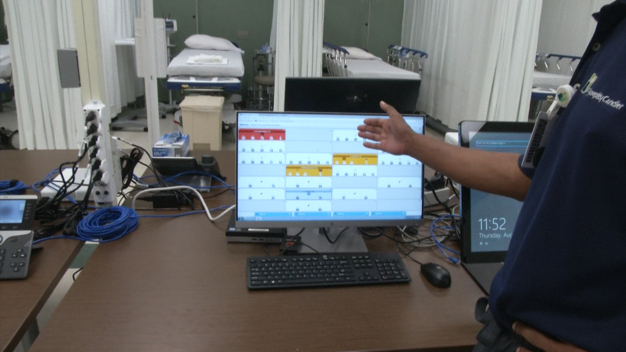 St. Joseph's/Candler hospitals roll out new technology to monitor COVID-19 patients