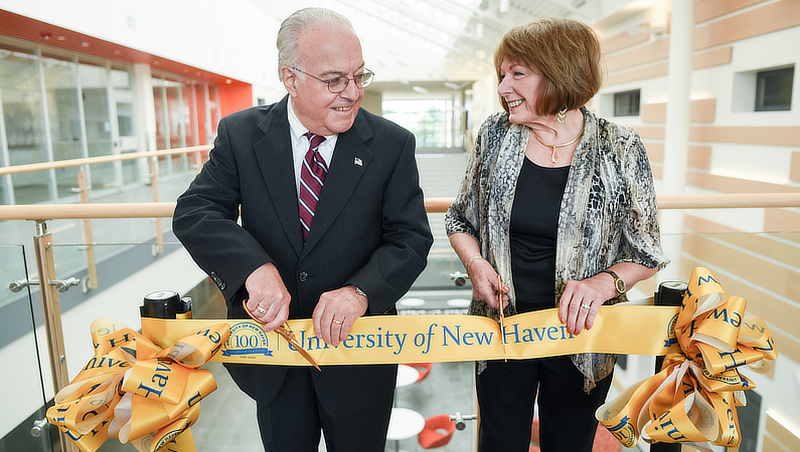 University of New Haven Opens Pioneering Bergami Center for Science, Technology, and Innovation