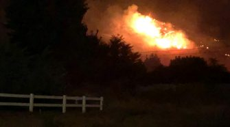 BREAKING: New wildfire burns above Pleasant Grove, canyon under evacuation