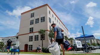 FGCU president says students could end up suspended for breaking COVID rules