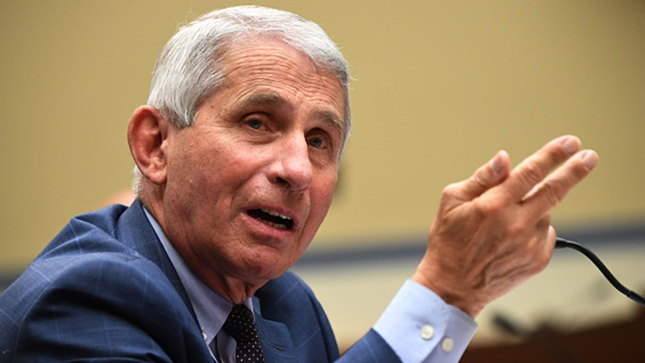 Fauci would bet on effective and safe coronavirus vaccine by November or December