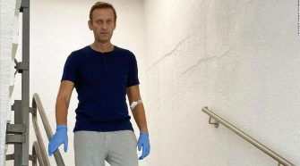 Alexey Navalny, Russian opposition leader, discharged from hospital after poisoning