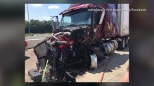 Highway Safety Experts Push For New Safety Technology In Big Trucks