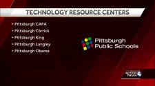 Pittsburgh Public Schools opens technology resource centers for families during E-learning