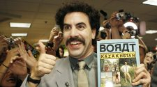 Borat Congratulates 'Premier Trump' on Great Debate Victory