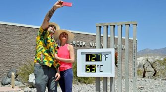 California faces another potentially record-breaking heat wave
