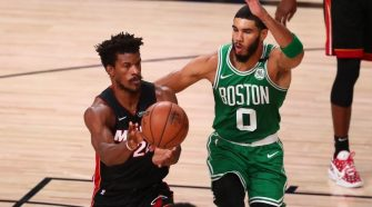 Celtics vs. Heat score: Live NBA playoff updates as Boston tries to even Eastern finals in Game 4 vs. Miami