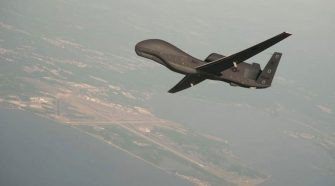 China-aerial-space-Indian-Drone