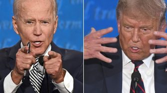 Debates commission plans to cut off mics if Trump or Biden break rules
