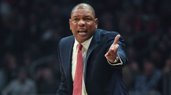 Doc Rivers out as LA Clippers coach after 'disappointing' end to season