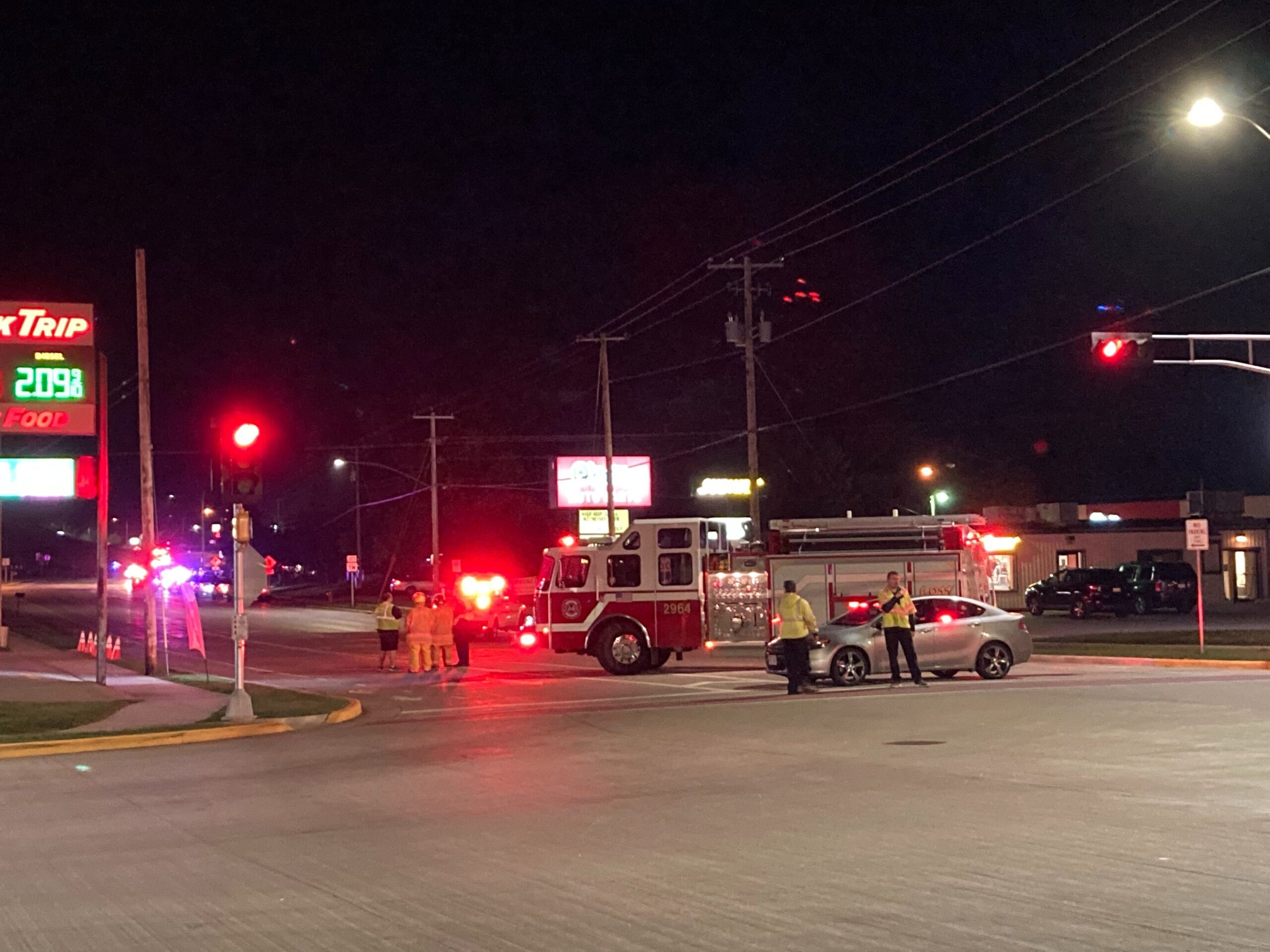 Four people taken to hospital following shooting in Mayville