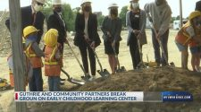 Guthrie and community partners break ground on $4.5 million early childhood learning center