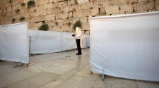 Israelis Prepare to Celebrate the Year's Holiest Days Under Lockdown