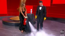 Jennifer Aniston Saves the Emmys!