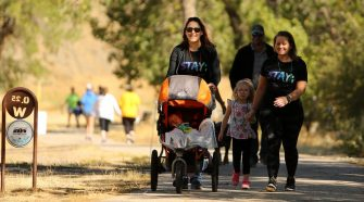 PHOTOS: 'Break the Silence' walk encourages suicide prevention by communication