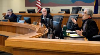 Larimer County commissioners push Health Department to apply for greater opening capacity despite missing benchmarks – Loveland Reporter-Herald