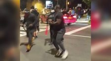 Rochester BLM protester hit by car as driver sprays crowds