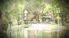 Sewer main break in Fort Lauderdale shuts down roads, limits New River water activities