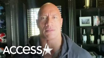 The Rock & Family Test Positive For COVID-19