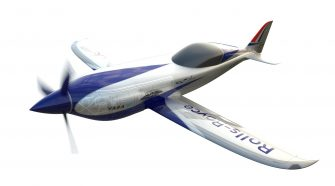 Rolls-Royce completes ground-testing of technology set to power the world's fastest all-electric plane - sUAS News