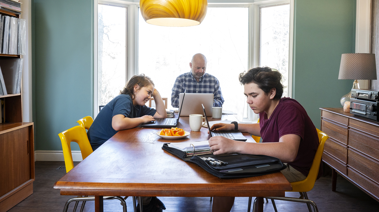 School-at-home tips from an educational technology expert