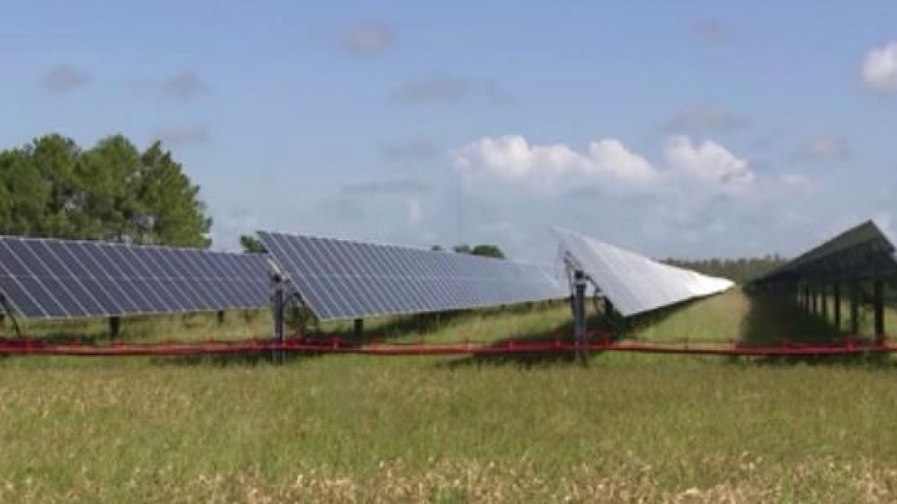 OUC testing technology to track cloud cover at solar farms