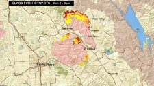 Homes Burn In Angwin, New Evacuations Ordered, Fire On Calistoga Outskirts – CBS San Francisco