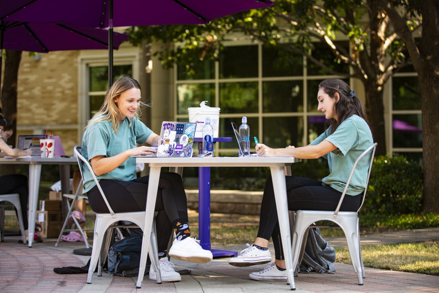 Without a break, TCU students feel more overwhelmed