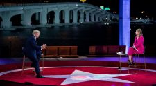 Trump's NBC Town Hall And Biden's ABC Town Hall : NPR