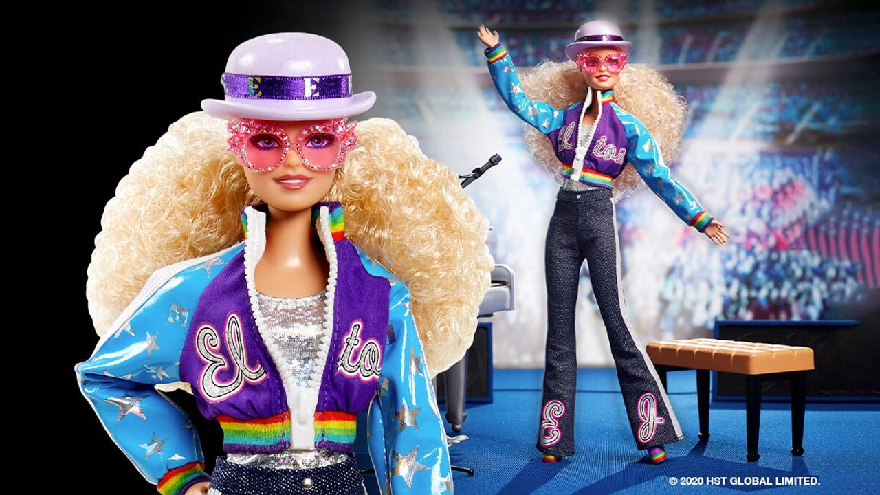 Elton John Barbie hits Walmart stores for the price of $50; pop legend calls it 'a real honor'