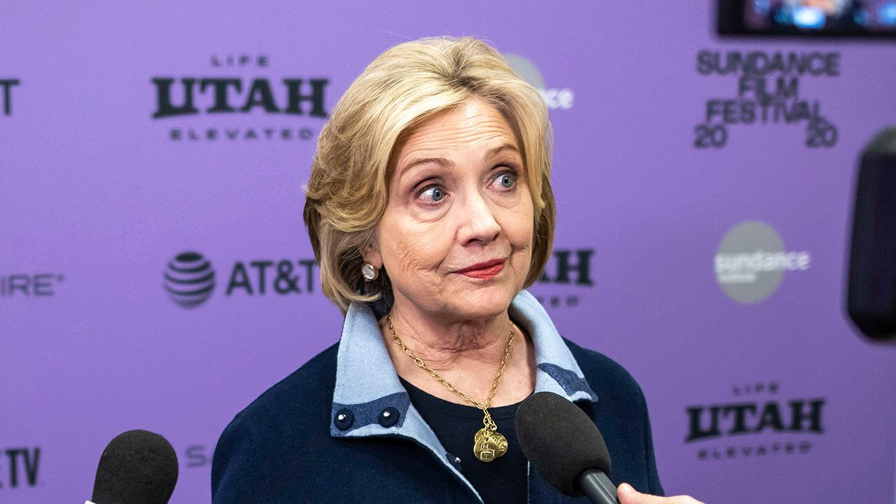 Hillary Clinton 'sick to my stomach' over possible second Trump term
