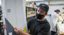 Algae in skis? Salt Lake company believes its technology could change the snow-sports industry