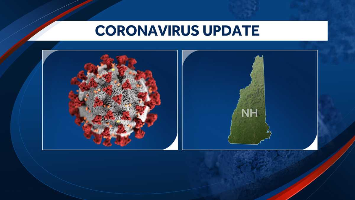 5 new COVID-19 deaths announced in New Hampshire; 123 new cases confirmed