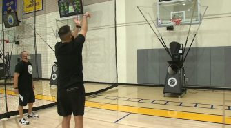 Warriors Basketball Academy using technology to provide safe physically distanced workouts