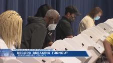 Absentee voters break records in Spartanburg Co.